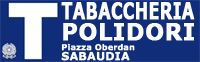 Tabaccheria Polidori Sabaudia