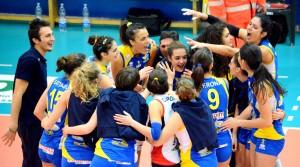 Sabaudia_esultanza finale_Sabaudia_San Paolo Cagliari_3_2_foto Bennani