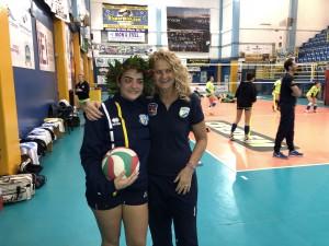volley femminile serie C – Il Real Caffè/Moka Sirs Sabaudia